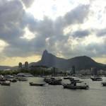 Coucher de soleil Rio
