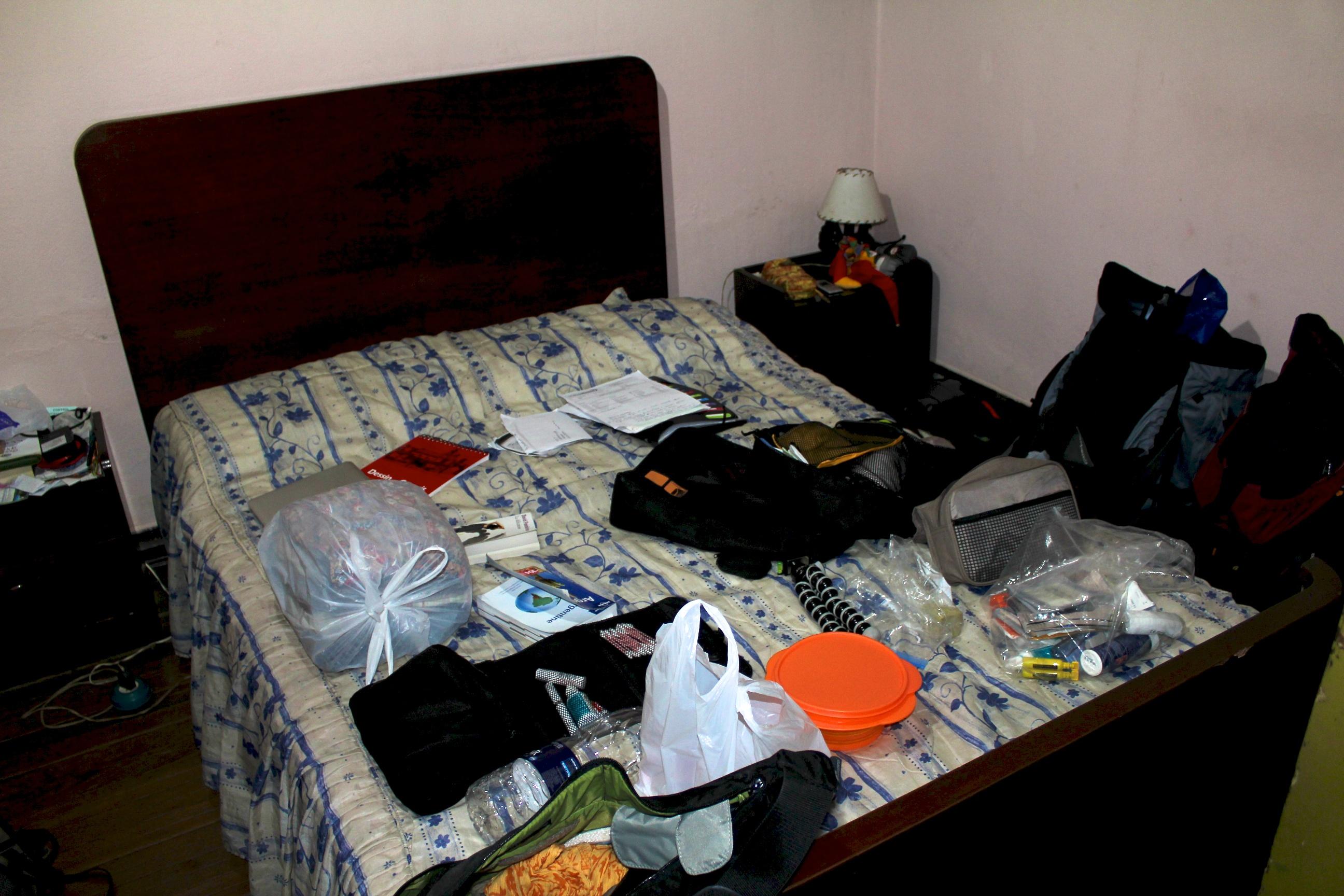 A Buenos Aires chez Marie et Julian chambre chez l habitant