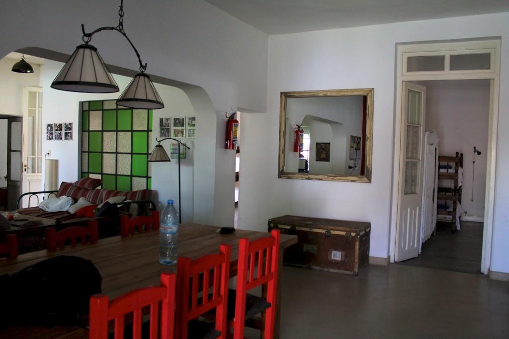 A l'auberge El Puesto à San Antonio de Areco en Argentine