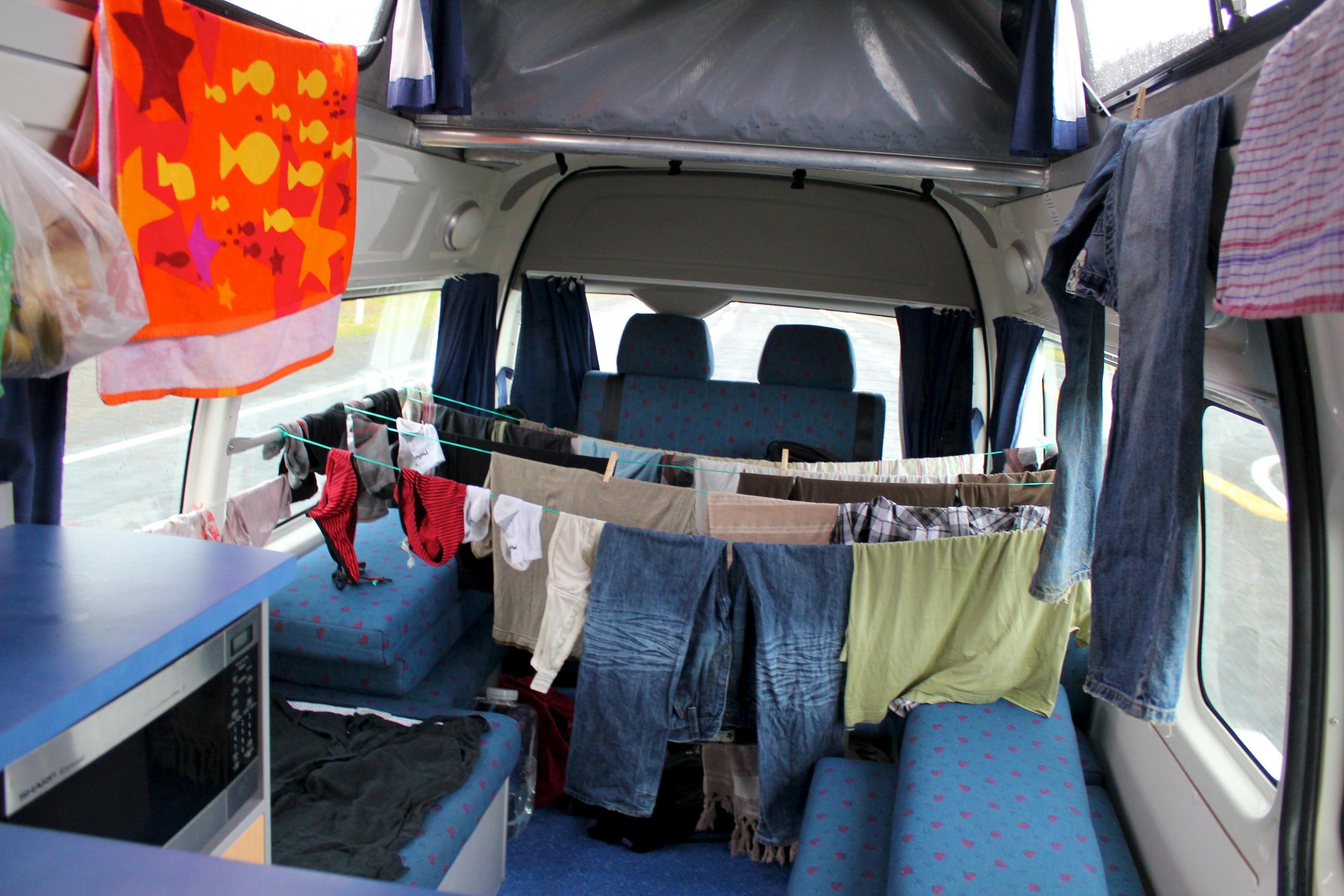 Petit guide pratique du campervan en Nouvelle Zélande