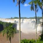 Le parc national d'Iguazú