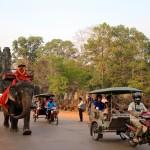Porte de Angkor Thom