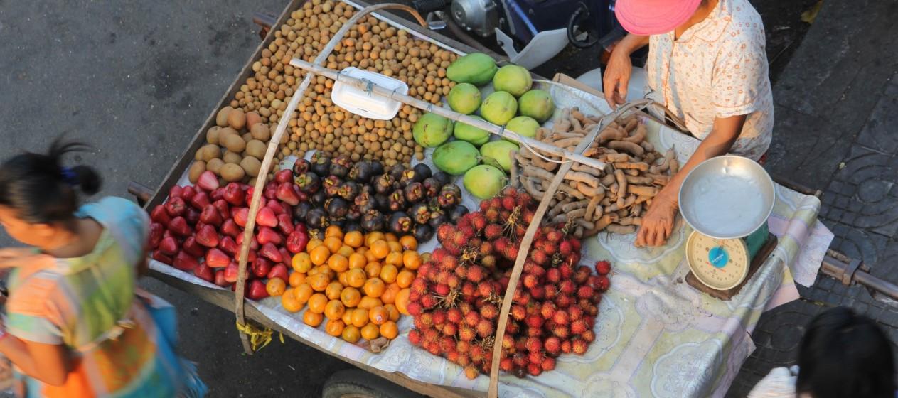 délices et saveurs de la cuisine cambodgienne