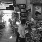 Marché russe de Phnom Penh apprécié par les touristes pour l'achat de souvenirs