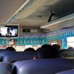Karaoké dans le bus