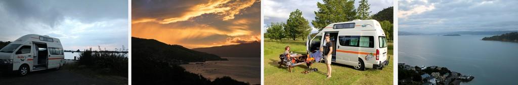 Turangi, Akaoa, Turangi (camping Oasis), Wellington