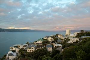 Mont Victoria à Wellington