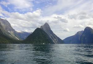 Le Milford Sound en kayak