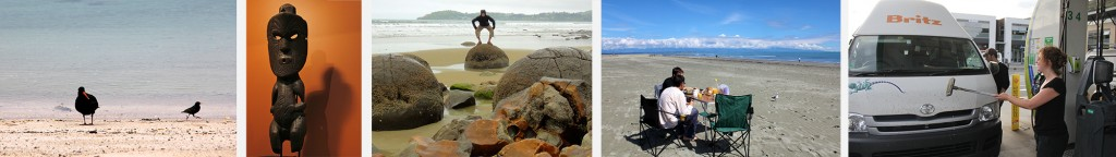 Ici ou ailleurs en Nouvelle-Zélande