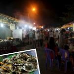 Marché de nuit de Duong Dong