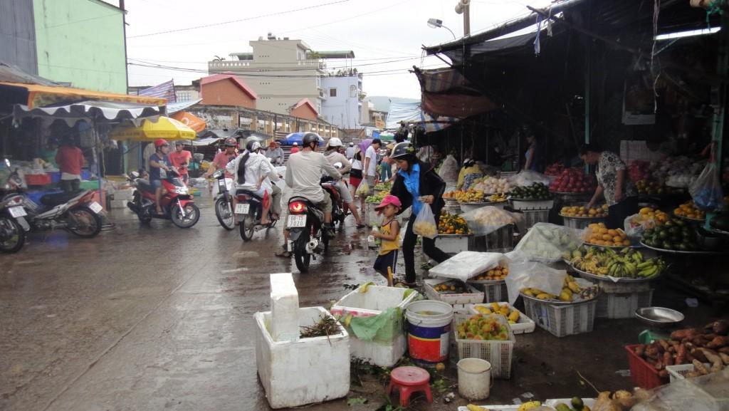 Marché de Duong Dong