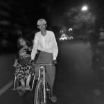 Un petit tour de trishaw pour rejoindre notre guest house à 4h du matin