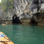Petite virée en kayak