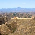 La Grande Muraille à perte de vue