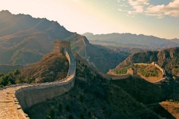 Marche sur la Grande Muraille de Chine entre Sumatai et Jindhaling