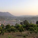 Vue sur Kalaw