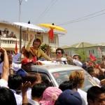 Aung San Suu Kyi à Kalaw