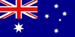 Drapeau de l'Australie