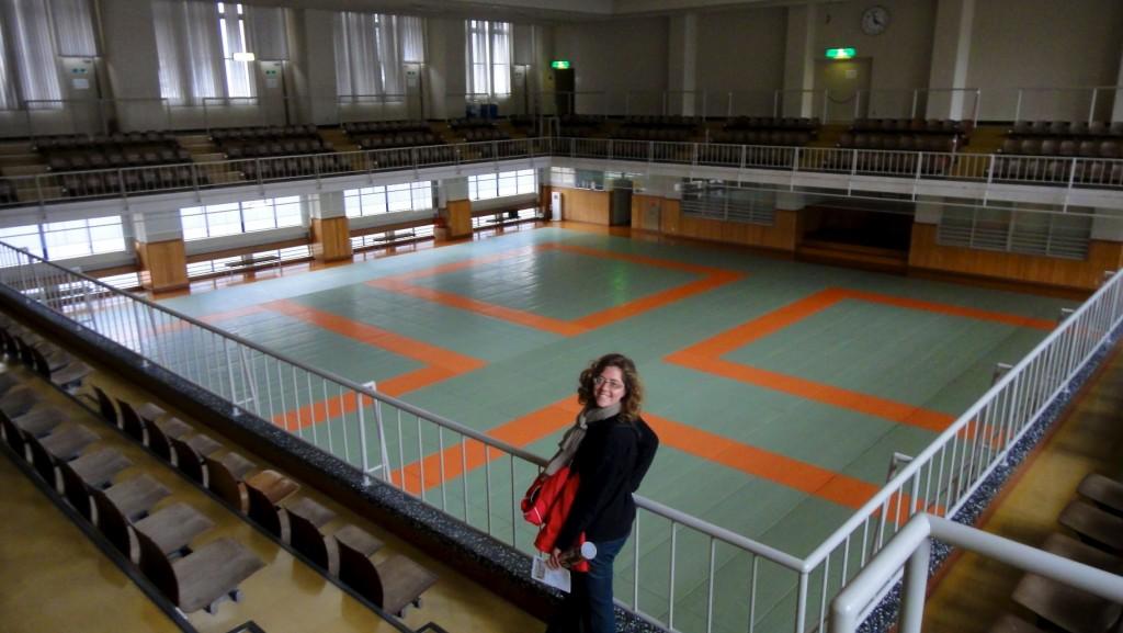 Dojo principal du Kodokan au Japon