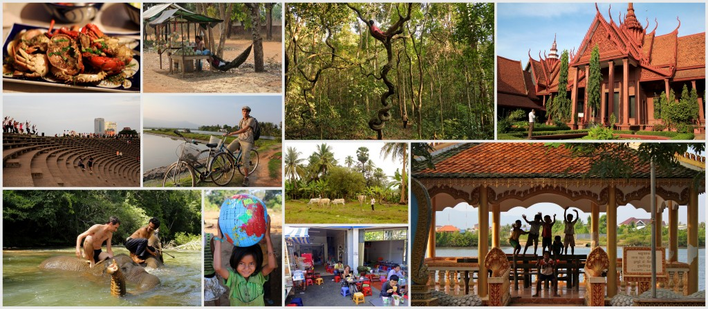 Ici ou ailleurs au Cambodge