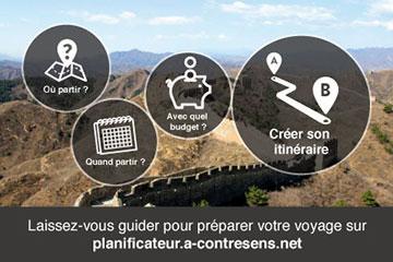 Le planificateur de tour du monde