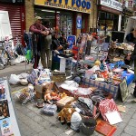 Brick Lane Market, east London