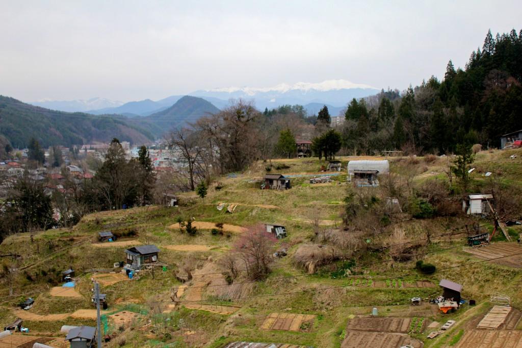 Takayama au pied des Alpes japonaises