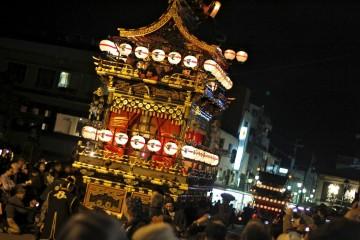 Procession de chars à Takayama