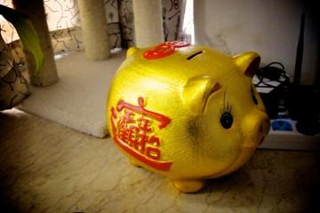 Tirelire chinoise