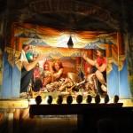 Spectacle de marionnettes traditionnelles à l'Opera dei pupi