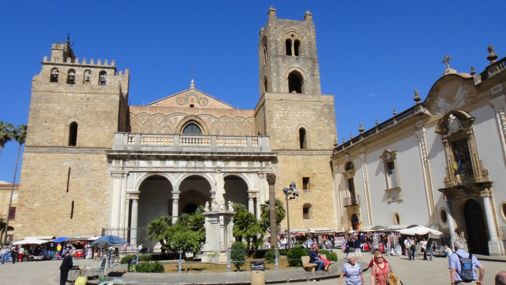 La cathédrale de Monreale