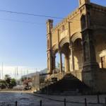 Non loin du port de Palerme