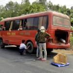 Bus local payé au prix touristique