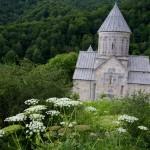Le monastère d'Haghatsin, perdu au sein du parc national de Dilijan