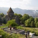 Monstère de Sanahin dans la vallée du Debed