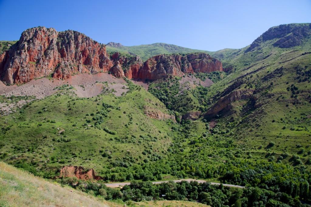 Vallée de Vayots Dzor