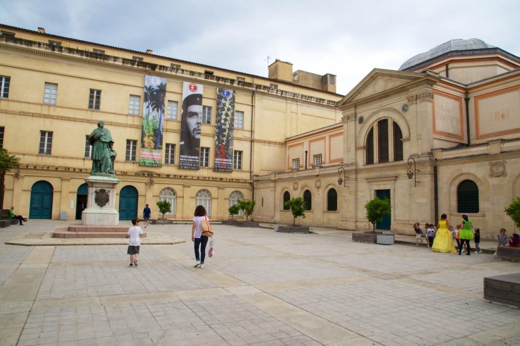 Palais Fesch, musée des beaux arts d'Ajaccio