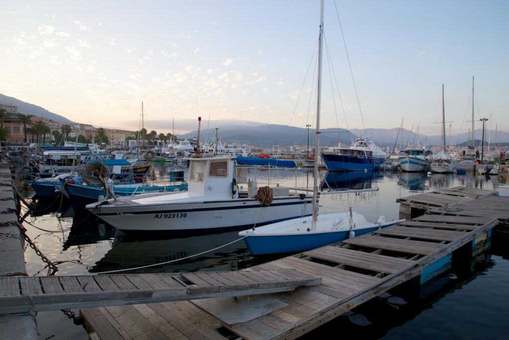 Port Tino Rossi à Ajaccio, Corse du Sud