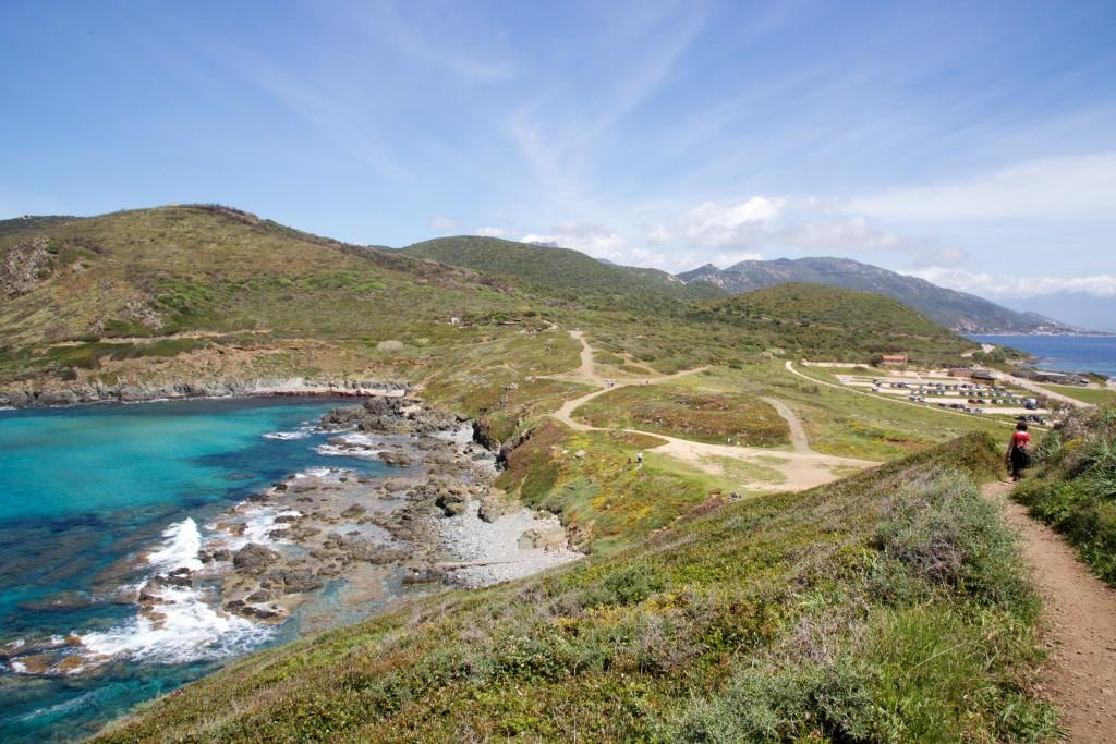 Site protégé et classé de la Parata et des îles Sanguinaires