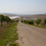 Plus que quelques kilomètres avant de découvrir ces monastères perdus