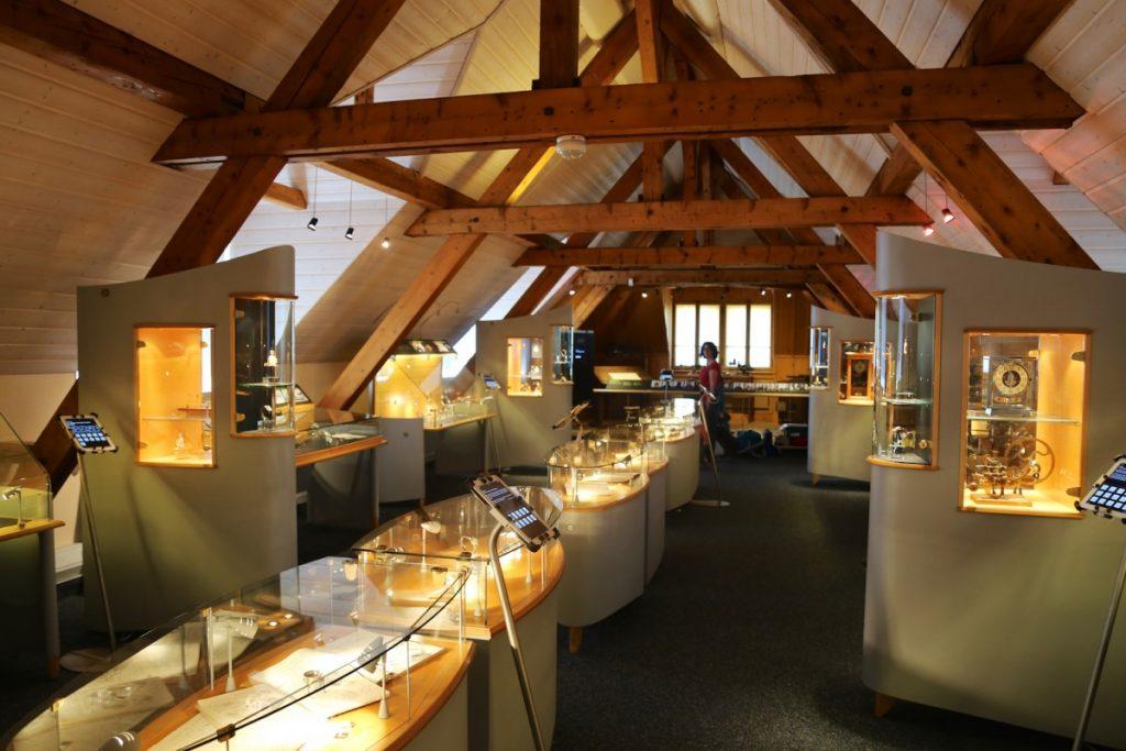 Musée Espace Horloger - Vallée de Joux
