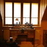 Reconstitution d'un atelier d'un horloger de la vallée de Joux