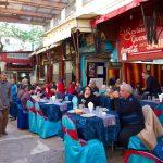 Les restaurants de rue de Bab Boujloud