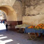 Les couleurs des fruits et légumes illuminent les 4 coins de la ville
