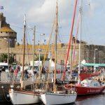 Entrer dans Saint-Malo intra-muros par la porte Saint Vincent