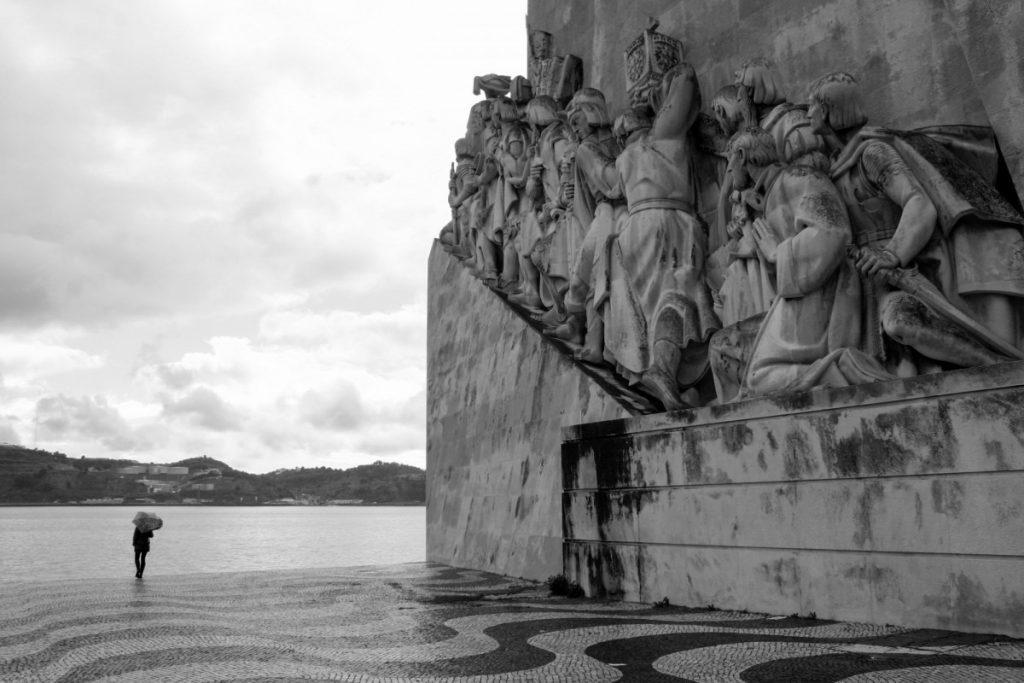 Monument aux Découvertes en hommages aux navigateurs portugais