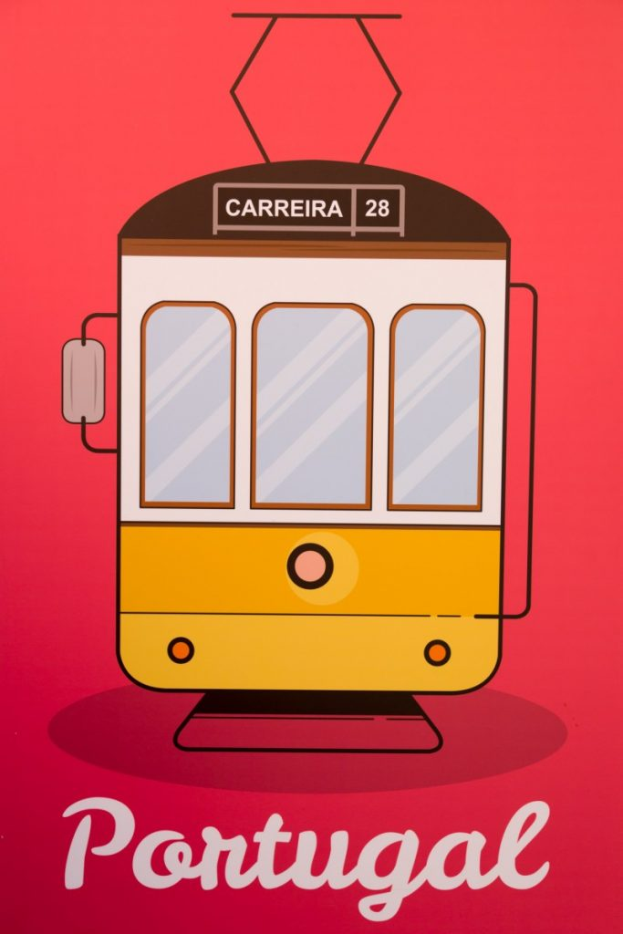 Le tram 28 devenu emblème de Lisbonne