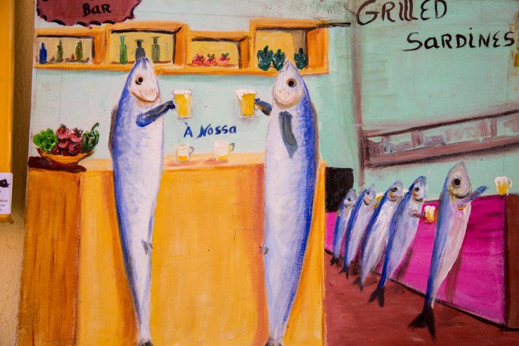 En juin à Lisbonne, les sardines sont à l'honneur !