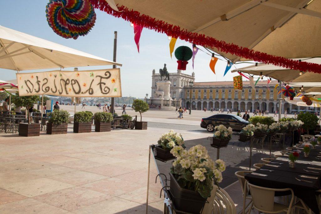 Praça do Comércio (Place du Commerce) | Baixa et Rossio