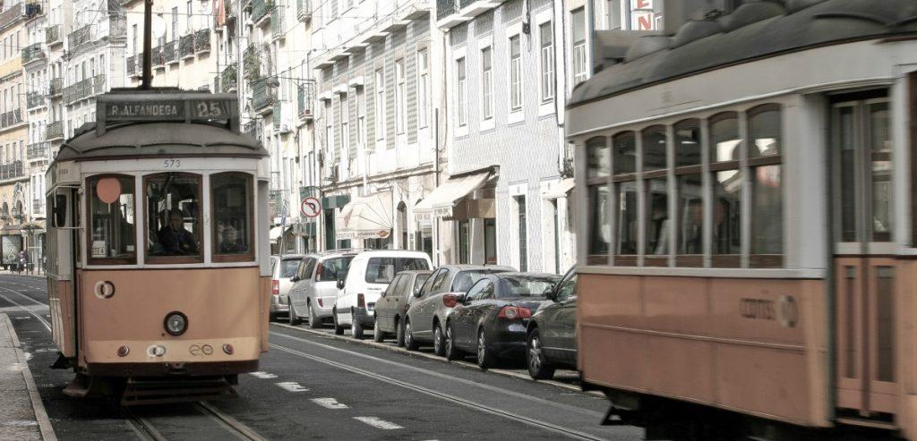 Le mythique tramway de Lisbonne